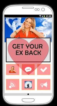 How To Get Your Ex Boyfriend Back poster