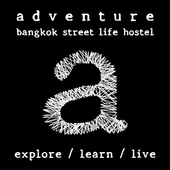 adventure hostel Bangkok icon
