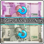 Updates On 500 and 1000 Notes icon