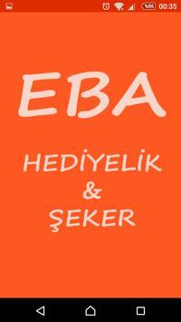 EBA Hediyelik poster