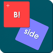 B!Side – A number puzzle game icon