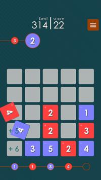 B!Side – A number puzzle game poster