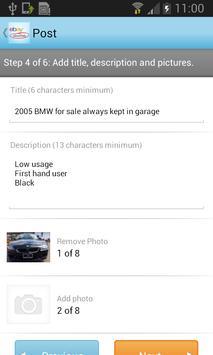 eBay Classifieds apk screenshot