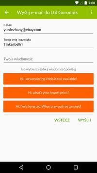 Gumtree Poland apk screenshot