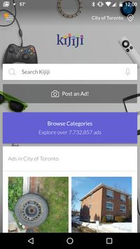Kijiji: Shop with Canada's #1 Local Classifieds poster
