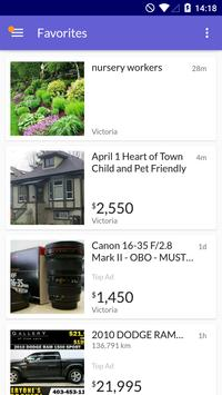 Kijiji: Shop with Canada's #1 Local Classifieds apk screenshot