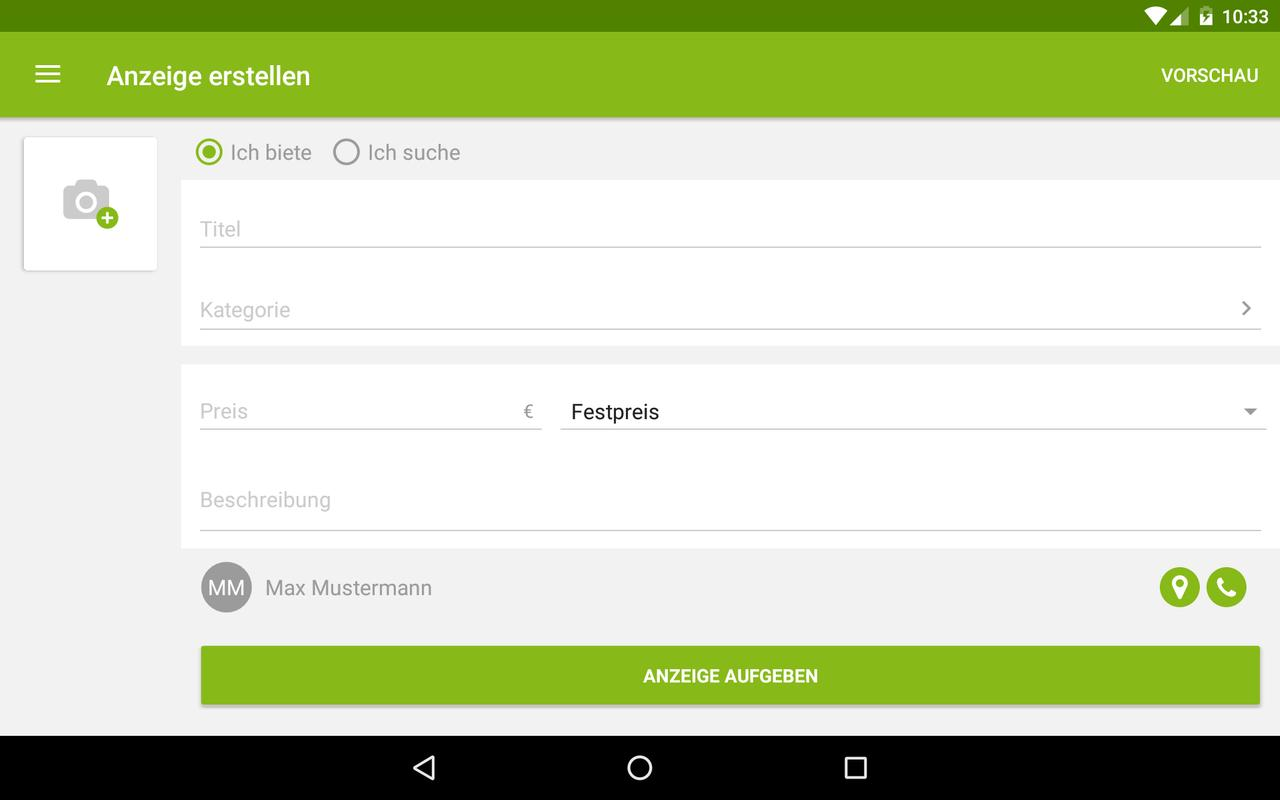 how to download ebay app for android
