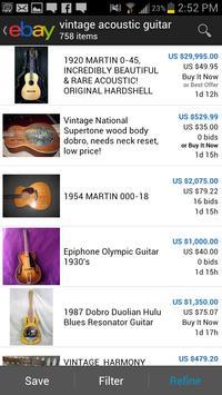 eBay Widgets apk screenshot