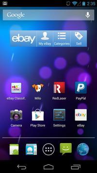 eBay Widgets poster