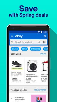 eBay: Shop Deals - Home, Fashion & Electronics apk screenshot