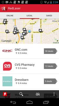 RedLaser Barcode & QR Scanner apk screenshot