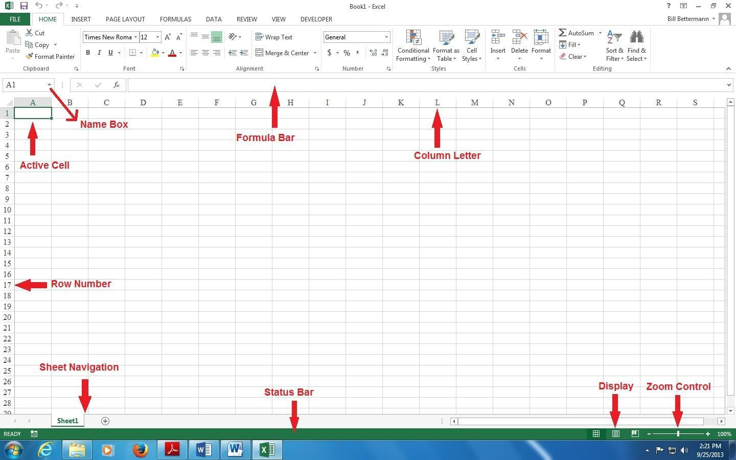 Download Microsoft Excel 2013