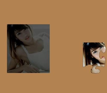 Sexy Girls Puzzle screenshot 1