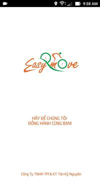 Easy Move - Scan & Use poster