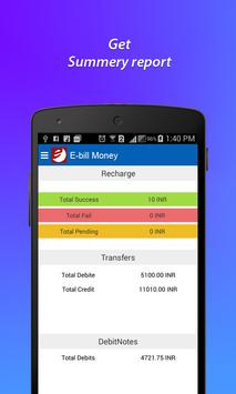 E-Bill Money - Mobile Recharge apk screenshot