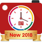 Auto Stamper : Timestamp Camera for Photos - 2017 icon