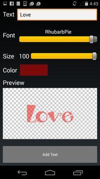 PhotoEditer apk screenshot