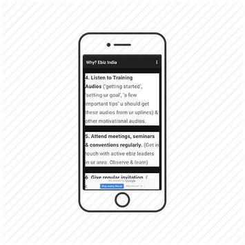 Ebiz India :Business Plan screenshot 3