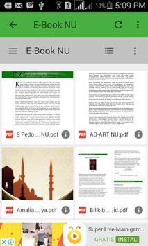 E-Book Nahdatul Ulama screenshot 1