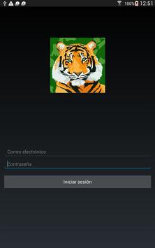 El Tigre Biblioteca Digital poster