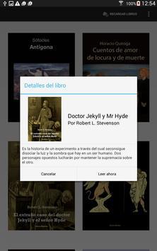 El Tigre Biblioteca Digital apk screenshot