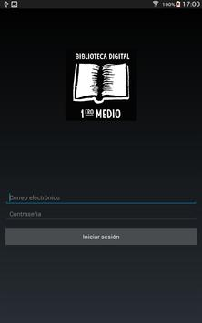 Biblioteca Digital Escolar apk screenshot
