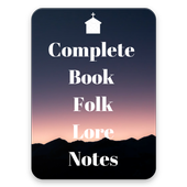 Complete Book Folk Lore Notes icon