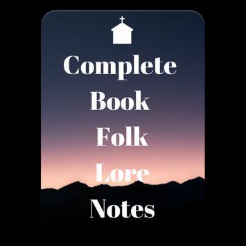 Complete Book Folk Lore Notes screenshot 7