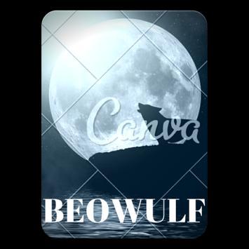 Beowulf eBook & audio book poster