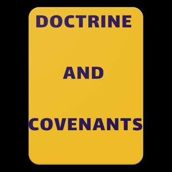 Doctrine And Covenants eBook poster