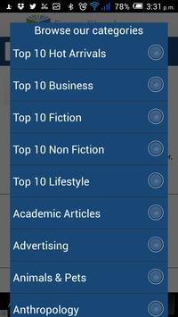 Free eBooks apk screenshot