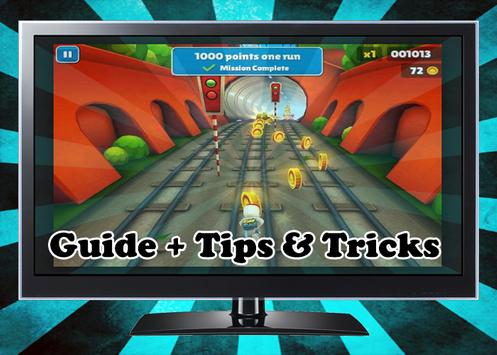 Guide Tips For Subway Surfers apk screenshot