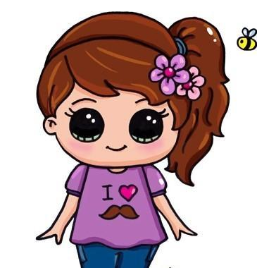 How To Draw Cute Girls EZ for Android - APK Download