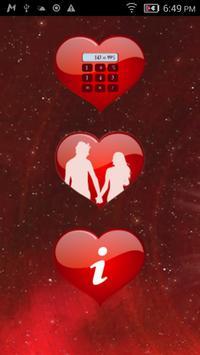 Zodiac Love Meter screenshot 1