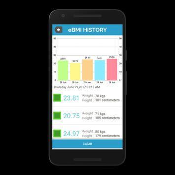 BMI Calculator – Your Ultimate BMI tracker screenshot 4