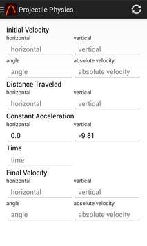 Projectile Physics screenshot 1