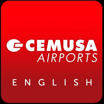 CEMUSA AIRPORTS ENG apk screenshot