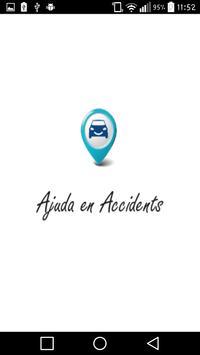 Ajuda en accidents poster