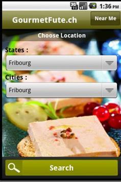 GourmetFute.ch screenshot 3