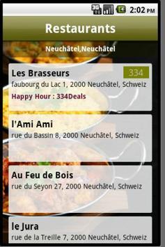 GourmetFute.ch screenshot 4