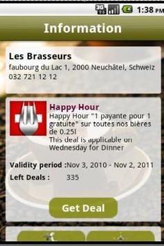 GourmetFute.ch screenshot 5