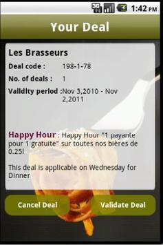 GourmetFute.ch screenshot 6
