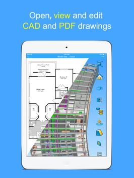 Cad viewer autocad dwg and pdf blueprint reader apk download free cad viewer autocad dwg and pdf blueprint reader apk screenshot malvernweather Choice Image
