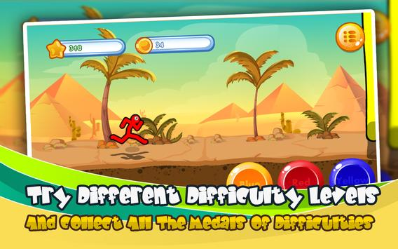 Epic Stickman Legends Runner: Free Sports Game captura de pantalla 5