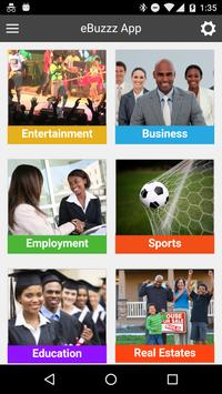 eBuzzz Network poster