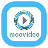 Moovideo: Video Recorder with Music (Video Maker) icon