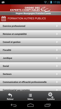 Experts-Comptables BFC screenshot 3