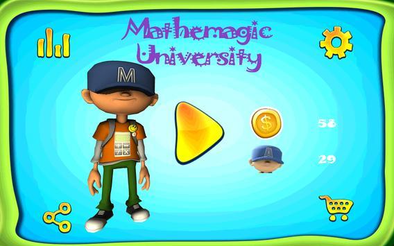 Mathemagic University screenshot 21