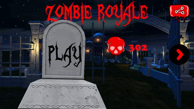 Zombie Royale apk screenshot