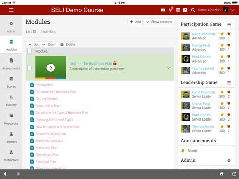 Swiss eLearning Institute apk screenshot